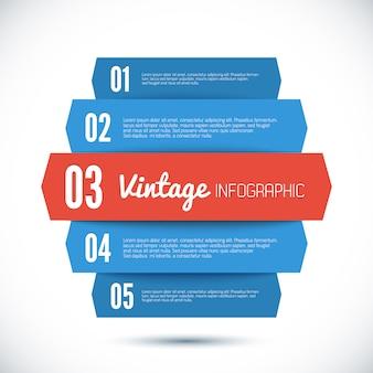 Plantilla de diseño para tu infografía