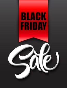 Plantilla de diseño de venta de viernes negro. ilustración vectorial eps 10