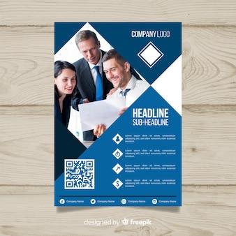 Plantilla de flyer de negocio