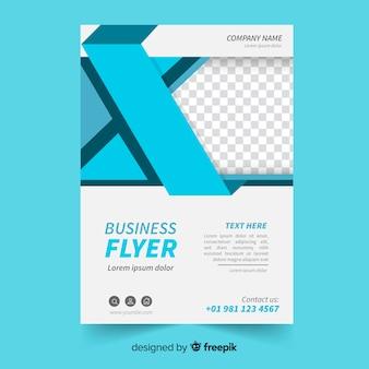 Plantilla de flyer para negocios