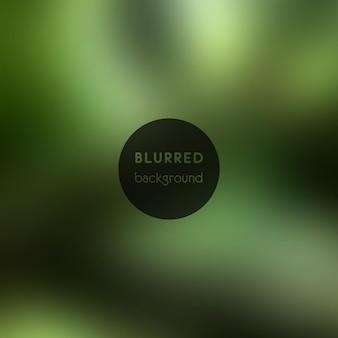 Plantilla de fondo abstracto borrosa luces desenfocadas