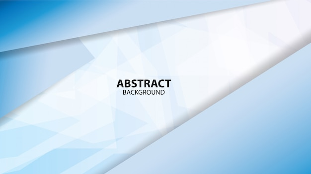 Plantilla de fondo abstracto moderno. forma moderna