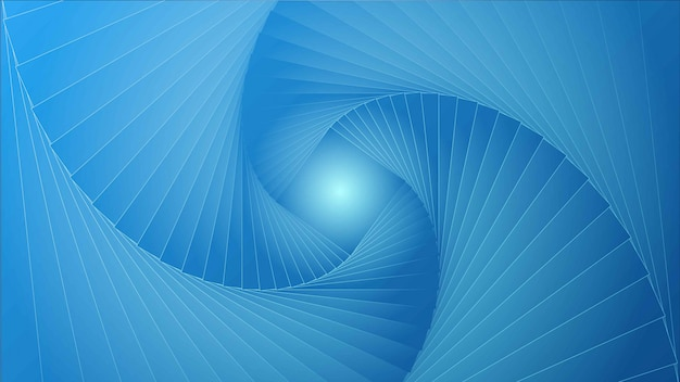 Plantilla de fondo degradado geométrico abstracto