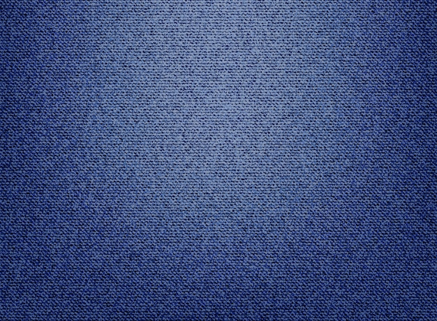 Plantilla de fondo con textura jeans
