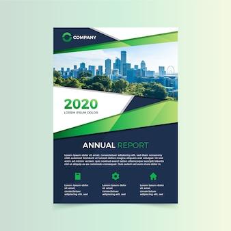 Plantilla de informe anual 2020