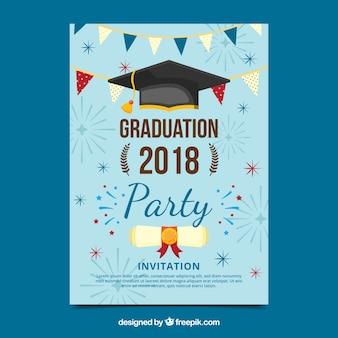 Invitacion Graduacion Vectores Fotos De Stock Y Psd Gratis