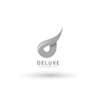 Plantilla de logo deluxe