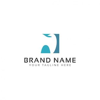 Plantilla de logotipo de atención dental