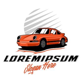 Plantilla de logotipo de automóvil automotriz