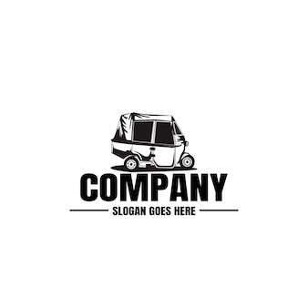 Plantilla de logotipo de vehículo.