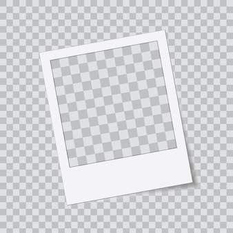 Plantilla de marco de foto creativa, photoframe.