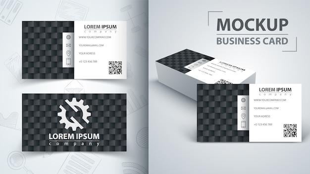 Plantilla de negocio idea para tu impresión