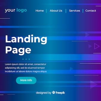 Plantilla de página web