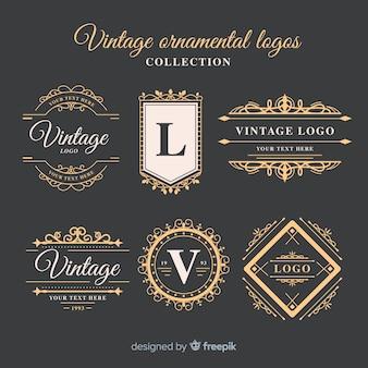 Plantilla de publicidad de marketing empresarial de logotipos