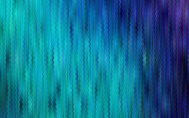 Plantilla de vector verde con líneas