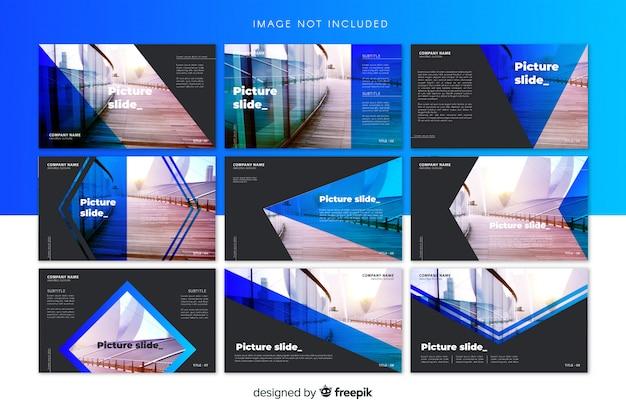 Plantillas de diapositivas