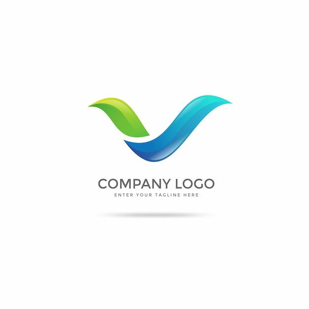 Plantillas de diseño de logotipo moderno