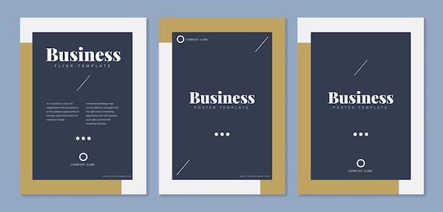 Plantillas de folletos corporativos