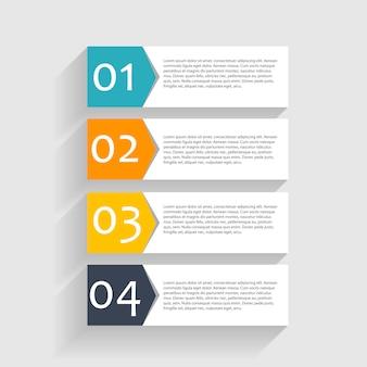 Plantillas infográficas para empresas