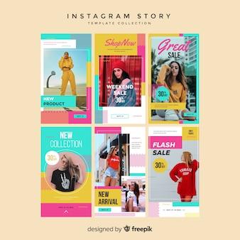 Plantillas de instagram stories