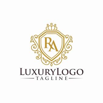 Plantillas de logotipo de lujo