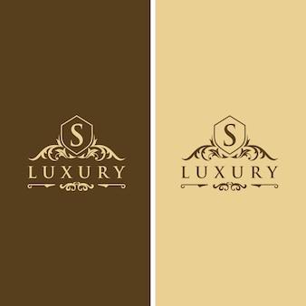 Plantillas de logotipos de lujo