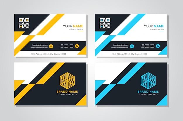 Plantillas de tarjetas de negocios