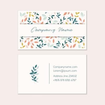 Plantillas de tarjetas de visita.