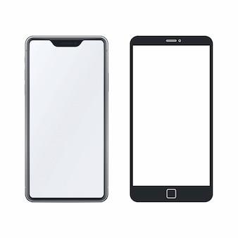 Plantillas de teléfonos inteligentes