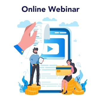 Plataforma o servicio online contable