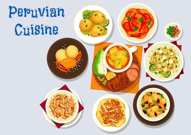 Comida Peruana Vectores Fotos De Stock Y Psd Gratis