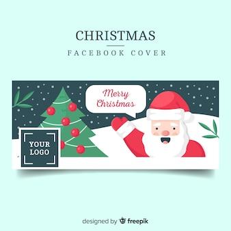 Portada de navidad para facebook