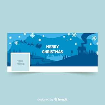 Portadas de facebook de navidad