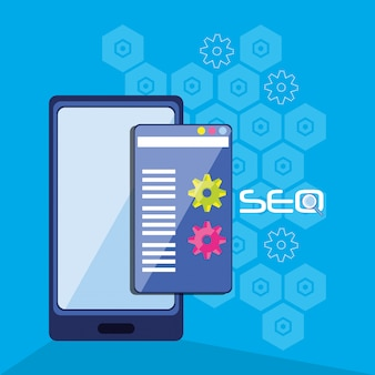 Posicionamiento en buscadores con smartphone