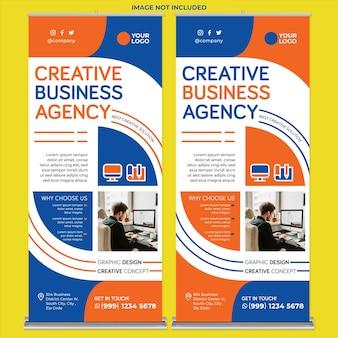 Póster agencia creativa 02
