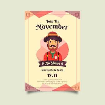 Poster movember