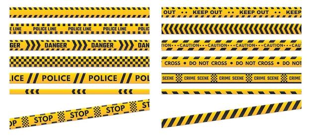 Precaución franjas perimetrales