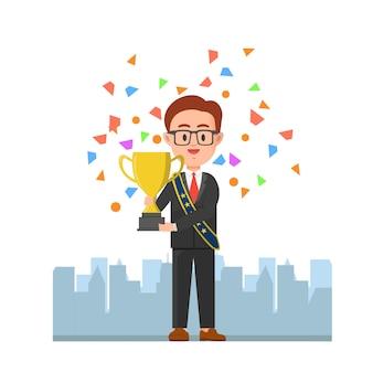 Premio al mejor empleado