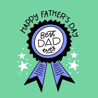 Premio al mejor papá