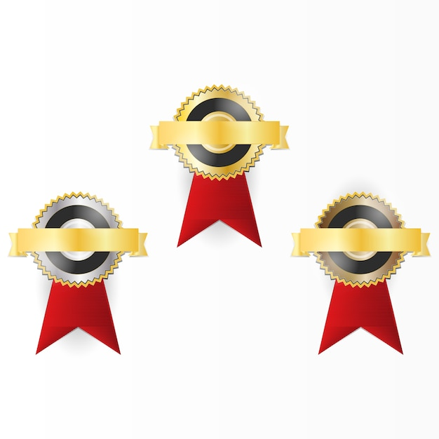 El premio a la mejor organización. ganador. icono de logro aislado sobre fondo blanco.