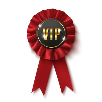 Premio vip ribbon.
