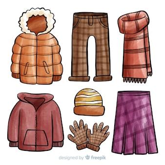 Prendas de ropa esenciales para el invierno