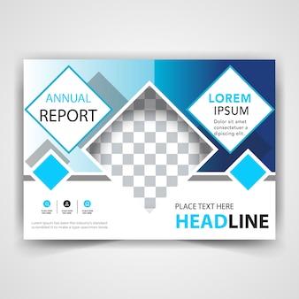 Presentación horizontal del informe anual