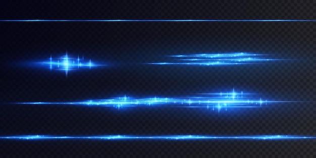 Presentamos los efectos de los conjuntos de luces de neón vectoriales.