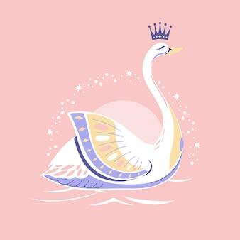 Princesa cisne
