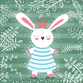 Princesa de conejo