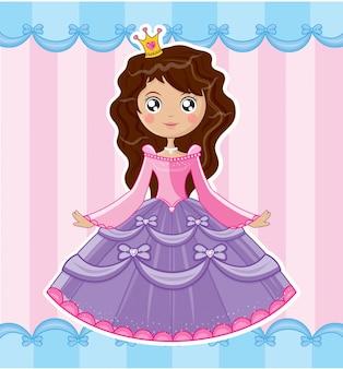 Princesa niña
