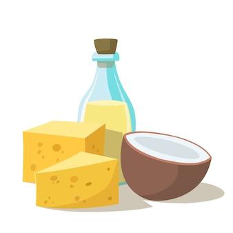 Principios nutricionales de los alimentos para comer.