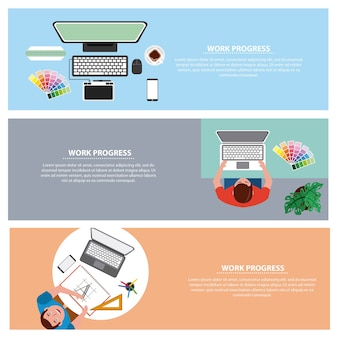 Proceso de trabajo del diseñador