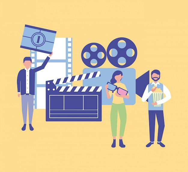Producción de gente de cine
